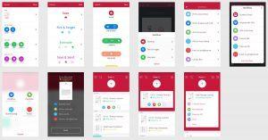 Mockups Mobile App