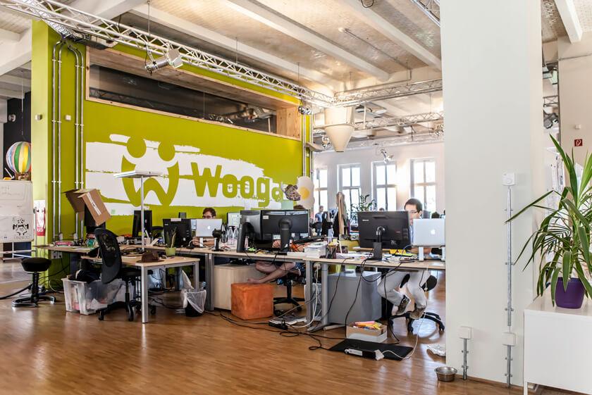 Büro Wooga