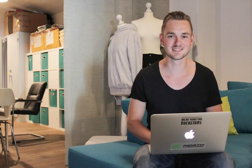 Digitale Leute - Thomas Unruh - Lesara - Thomas Unruh arbeitet seit Frühjahr 2015 bei Lesara.