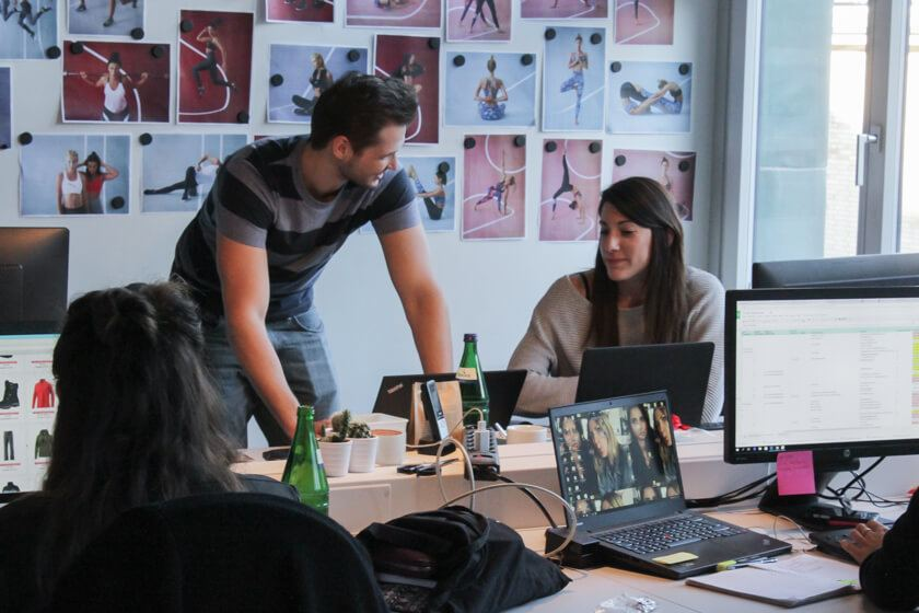 Digitale Leute - Pascal Landau - About You - Pascal Landau leitet die Technik-Abteilung innerhalb des Marketing.