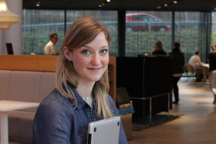 Susanne Persé, UX Designerin