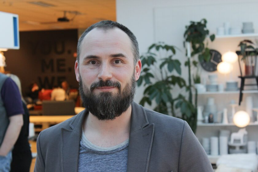 Christian Möhring, Web & Digital Manager bei IKEA