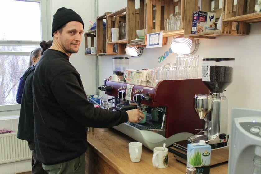 Ingo Ellerbusch - Jimdo - Ingo ist seit 2014 bei Jimdo beschäftigt und hat aber zwischenzeitlich eine Pause gemacht.