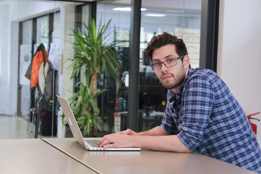 Daniel Luca, UX Designer