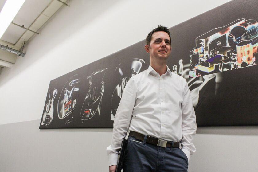 Digitale Leute - Mario Wallmeyer - Vorwerk - Mario Wallmeyer war zweieinhalb Jahre in den USA und baut nun eine komplett neue Abteilung bei Vorwerk auf.