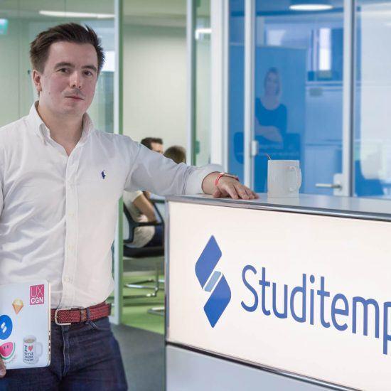 Lukas h h interaction designer bei fluur for Tisch interaction design