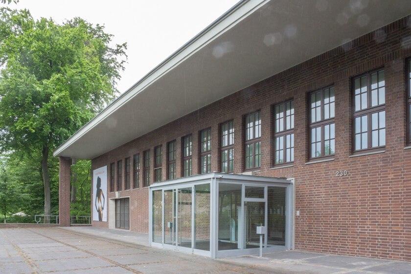 Digitale Leute - Dr. Nils Daeke - Henkel - Das Gebäude 230, in dem Nils Daeke sich unter anderem um den Relaunch von Schwartzkopf.de gekümmert hat.