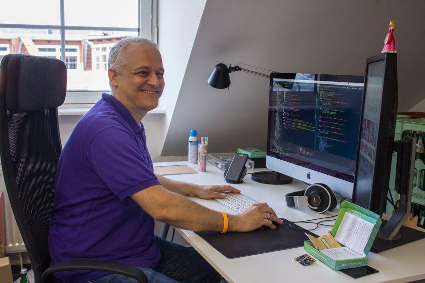 Digitale Leute - Stephan Schmidt - eventsofa - Stephan ist seit 2015 als selbstständiger Berater und Interims-CETO in Berlin unterwegs..