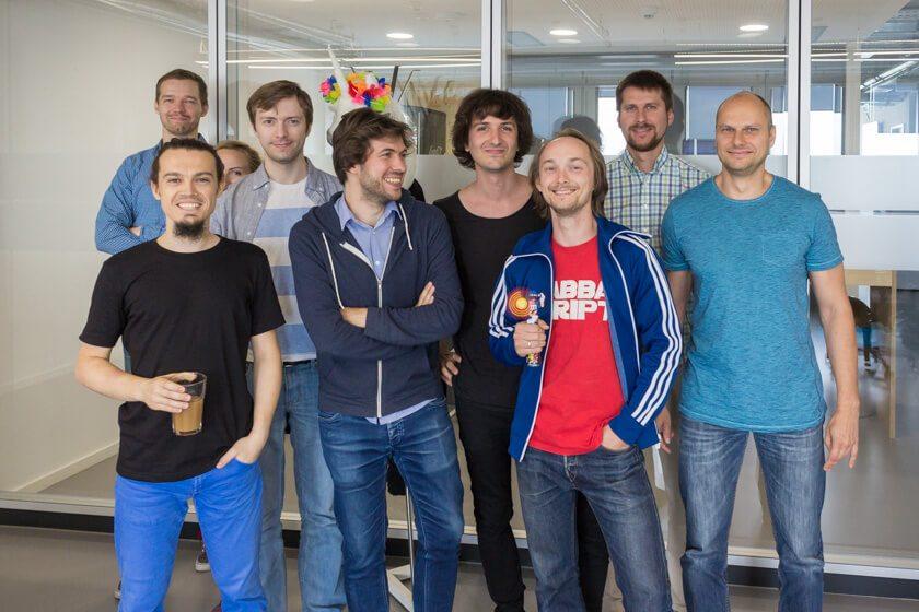 Digitale Leute - Markus J. Doetsch - Rocket Internet - Die Abteilung von InstaFreight CTO Markus Doetsch im Rocket Internet Tower in Berlin.