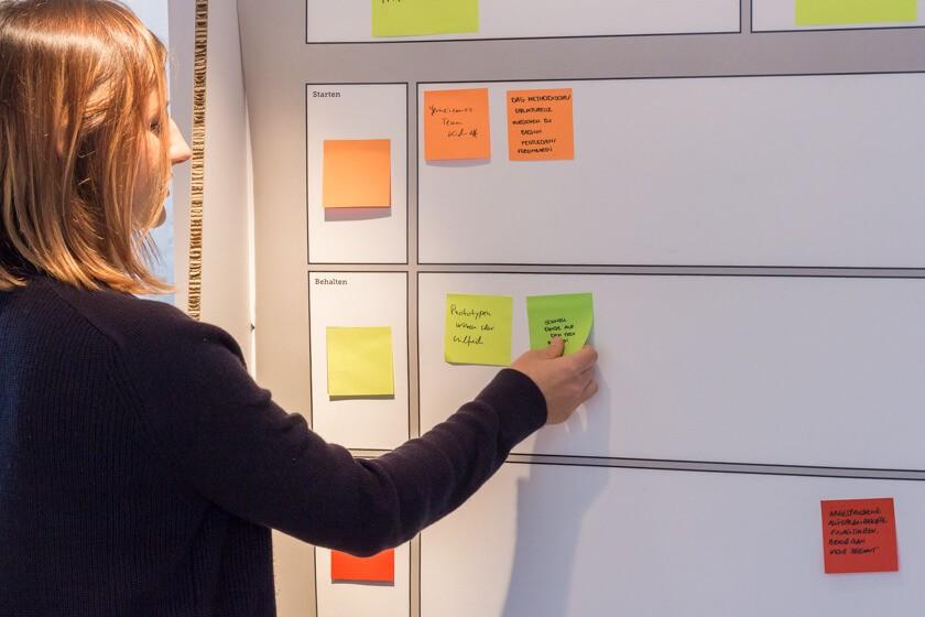 Lisa, Designerin bei Me & Company