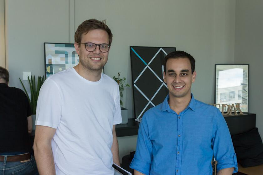 Vitor, Software-Entwickler bei Homeday
