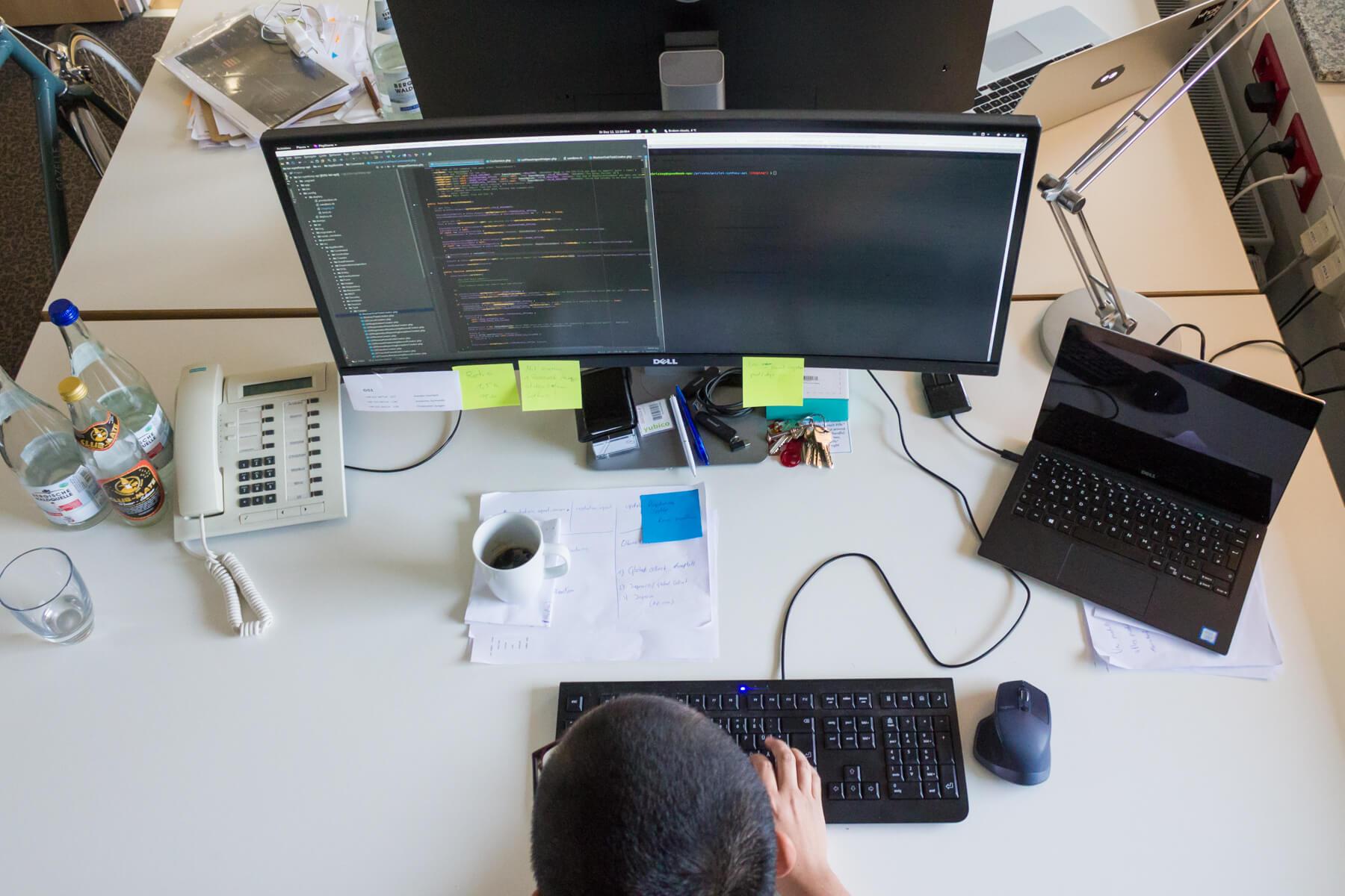 Christian Vino, Software-Entwickler