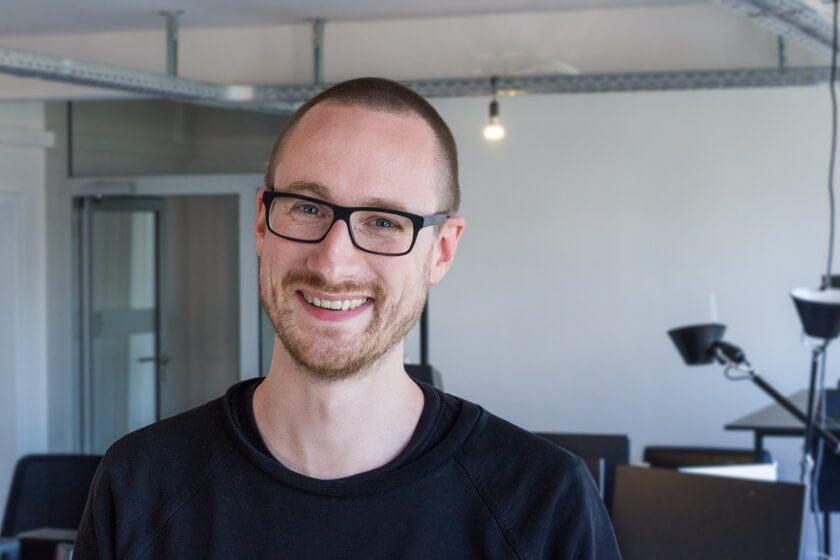 Digitale Leute - Stefan Klefisch - 42dp - Portrait von Stefan Klefisch, Geschäftsführer und Entwickler der Kölner Digitalagentur 42dp.