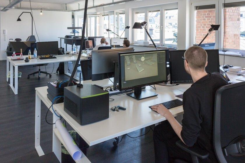 Digitale Leute - Stefan Klefisch - 42dp - 42dp ist eine klassische Digital-Agentur und VR gehört für sie einfach dazu.