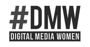 Digital Media Woman