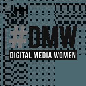 Digitale Media Woman Logo