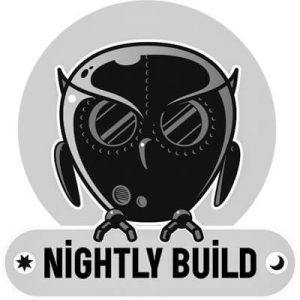 Nightly Build Logo