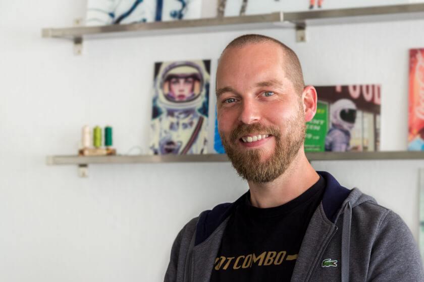 Ben Müller, Designer bei Silberpuls-bearbeitet