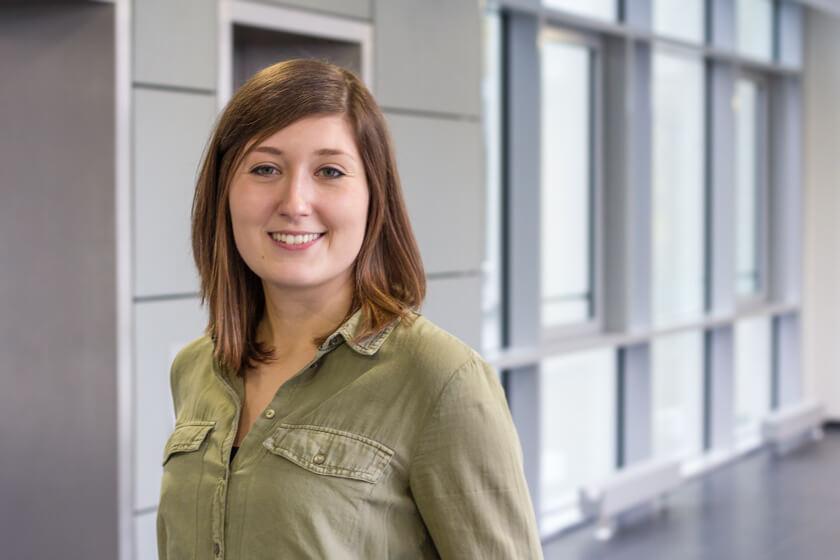 Jessica Hug, Communication Managerin bei Yello-bearbeitet