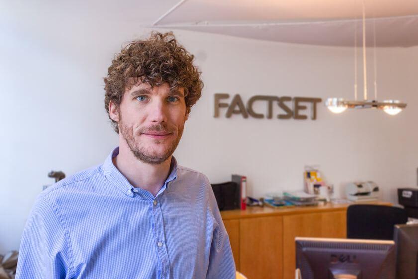 Digitale Leute - Thomas Lischetzki - Factset - Thomas Lischetzki ist ursprünglich Entwickler und hat sich im Laufe der Jahre immer weiter in die Beratung weiterentwickelt.