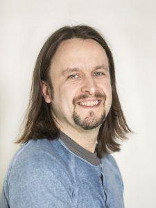 Porträt Alexander Hüsing, Chefredakteur und Gründer Deutsche Startups