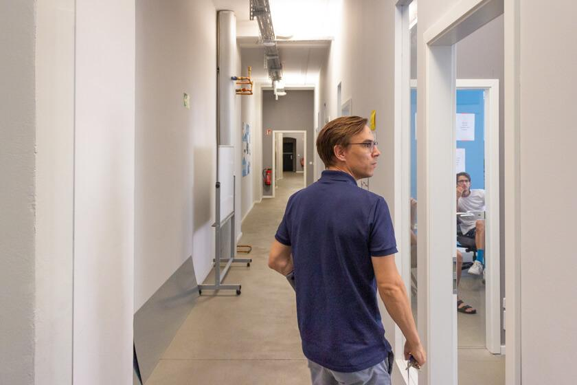 Peter Sunna, Head of Product bei Contentful