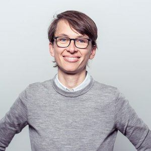 Stephanie Kaiser, Founder & Managing Director Heartbeat Labs