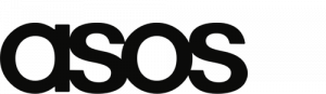 Das Logo von Asos.