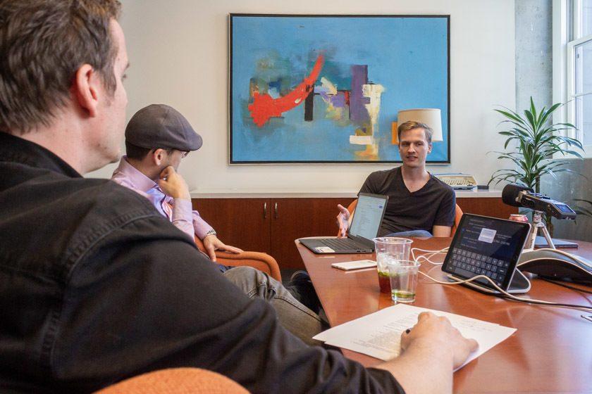 Max Schoening, GitHub, Interview, Digitale Leute