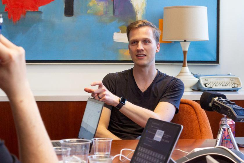 Max Schoening, Senior Director Product Design, GitHub
