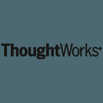 Das Logo von ThoughtWorks.