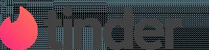 Das Logo von Tinder.