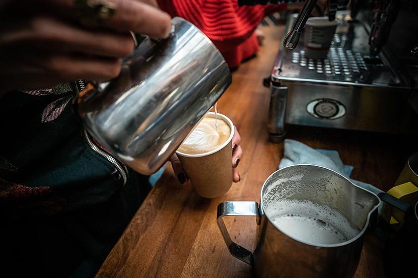 Kaffeebar DL Summit 2018