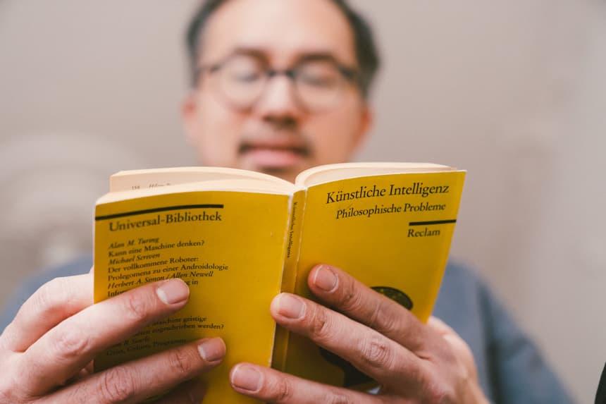 Bei der Anwendung von Machine Learning gibt es ethische Fragestellungen.