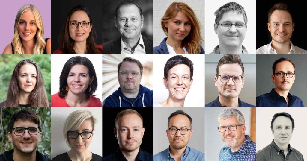 Speaker Tapete Digitale Leute Summit 2021